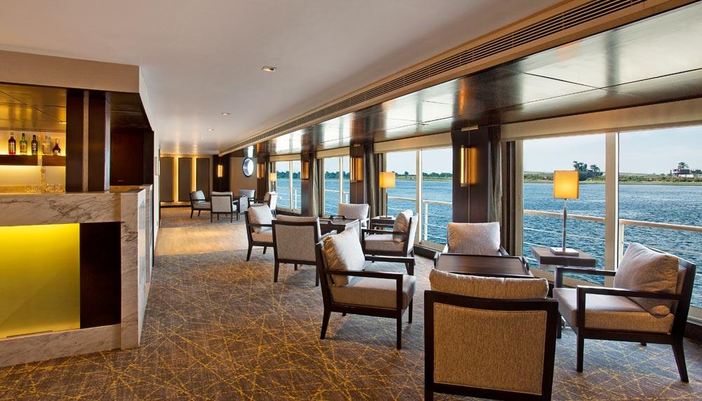 OberoiPhilae, luxury cruise