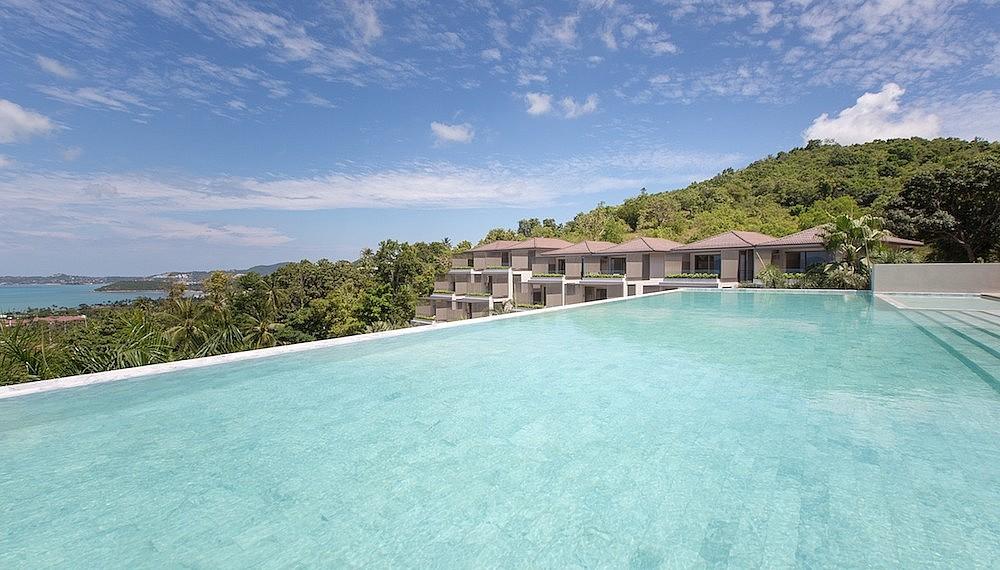 Swimming pool, Mantra Samui Resort