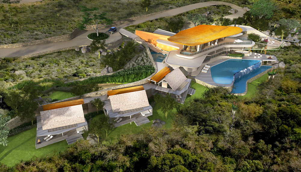 Thanda Royal Residence in South Africa