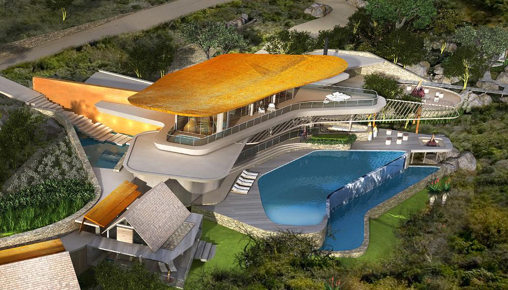 Thanda Royal Residence