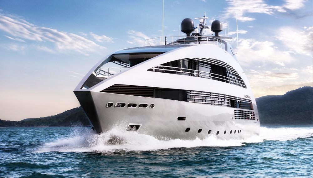 Luxury cruise in Phuket
