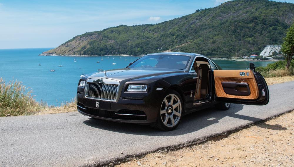 Rolls-Royce in Phuket
