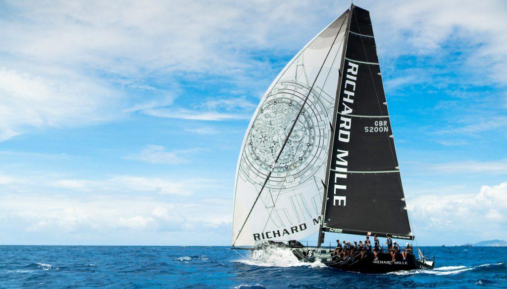 Richard Mille RM 60-01 Flyback Chronograph Regatta
