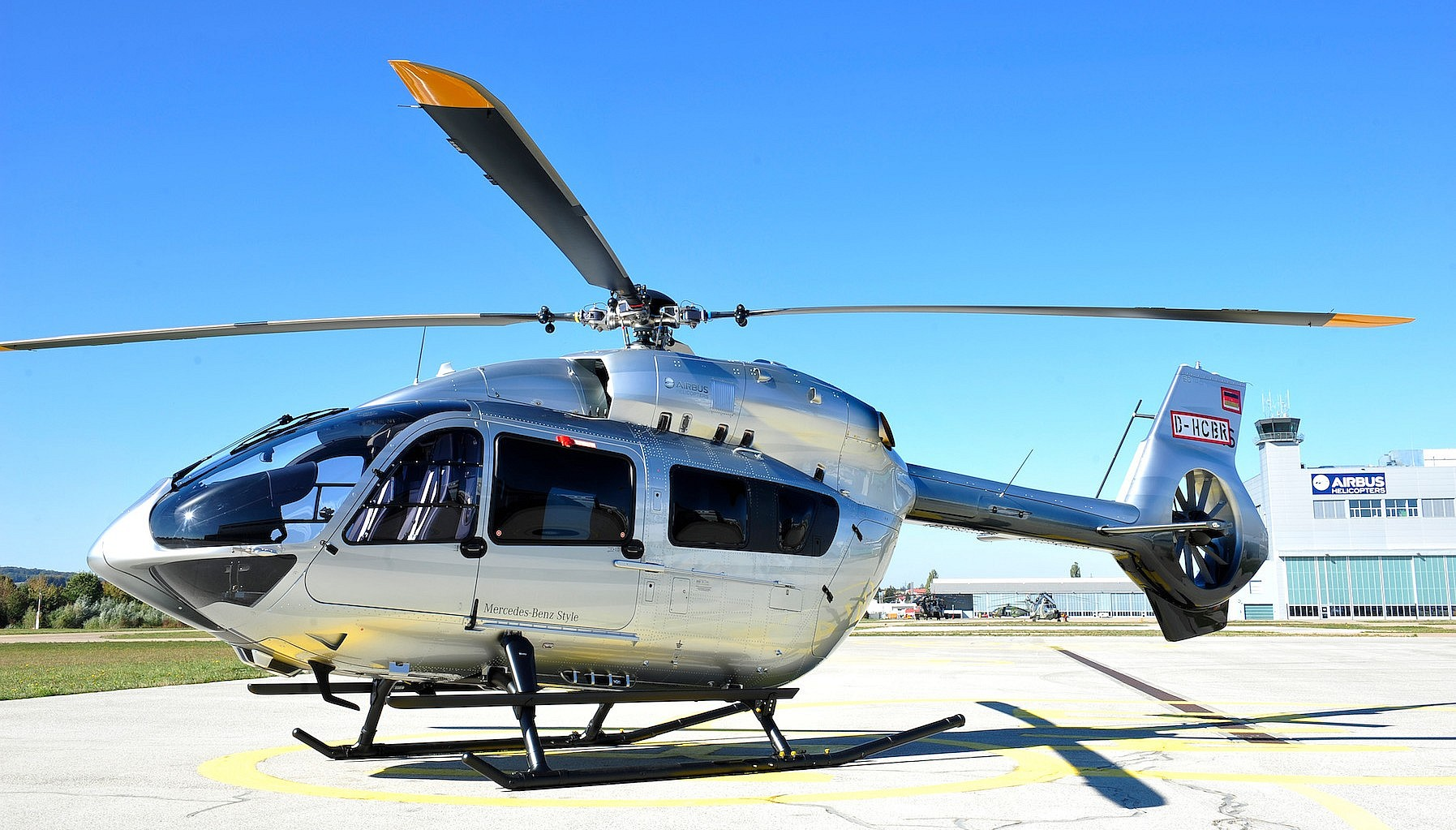 H145 chopper