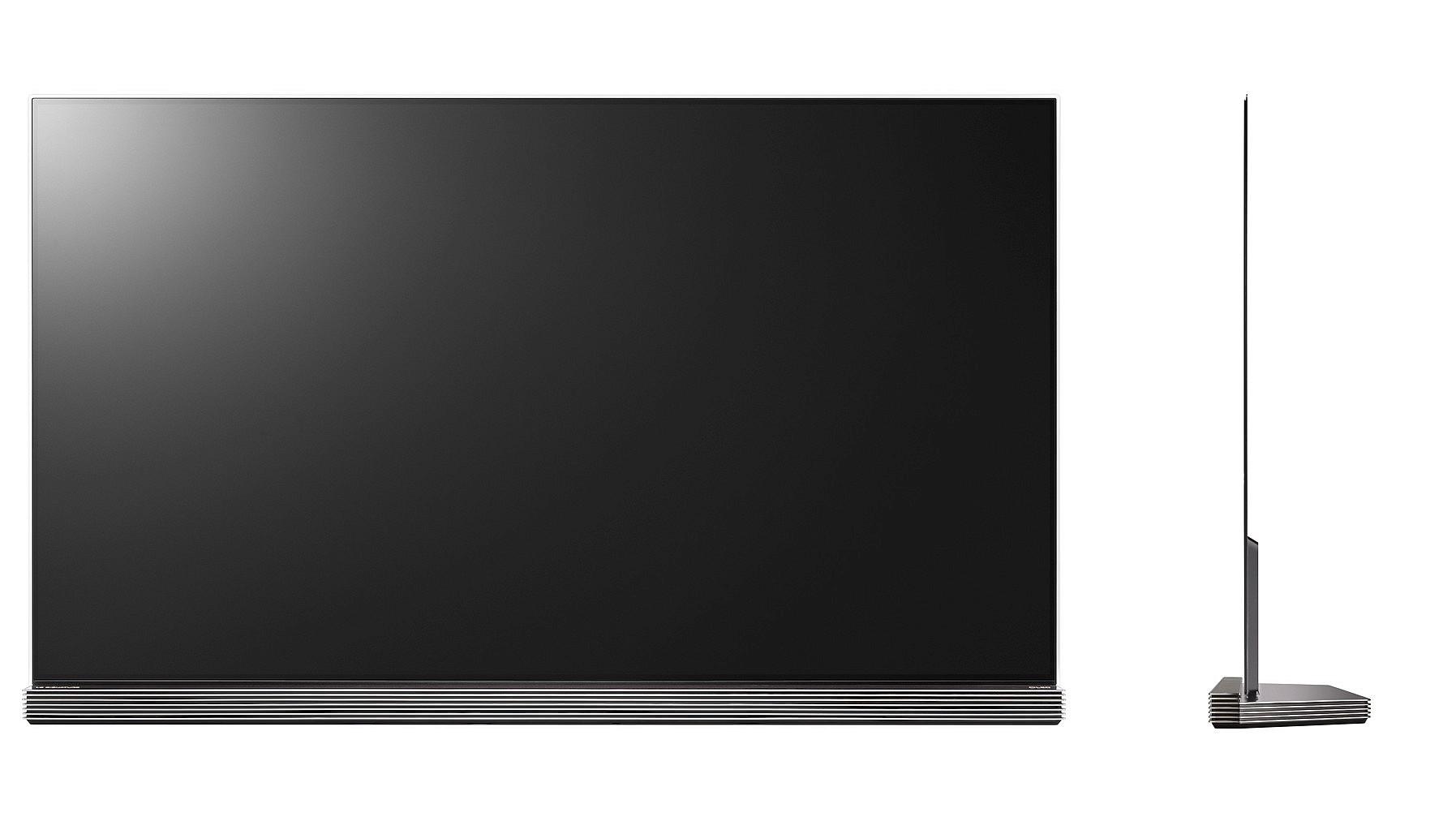 LG G7 OLED 4K TV