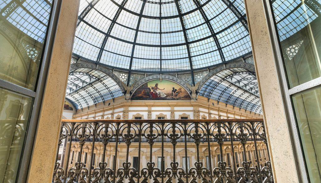 Townhouse Galleria Milan