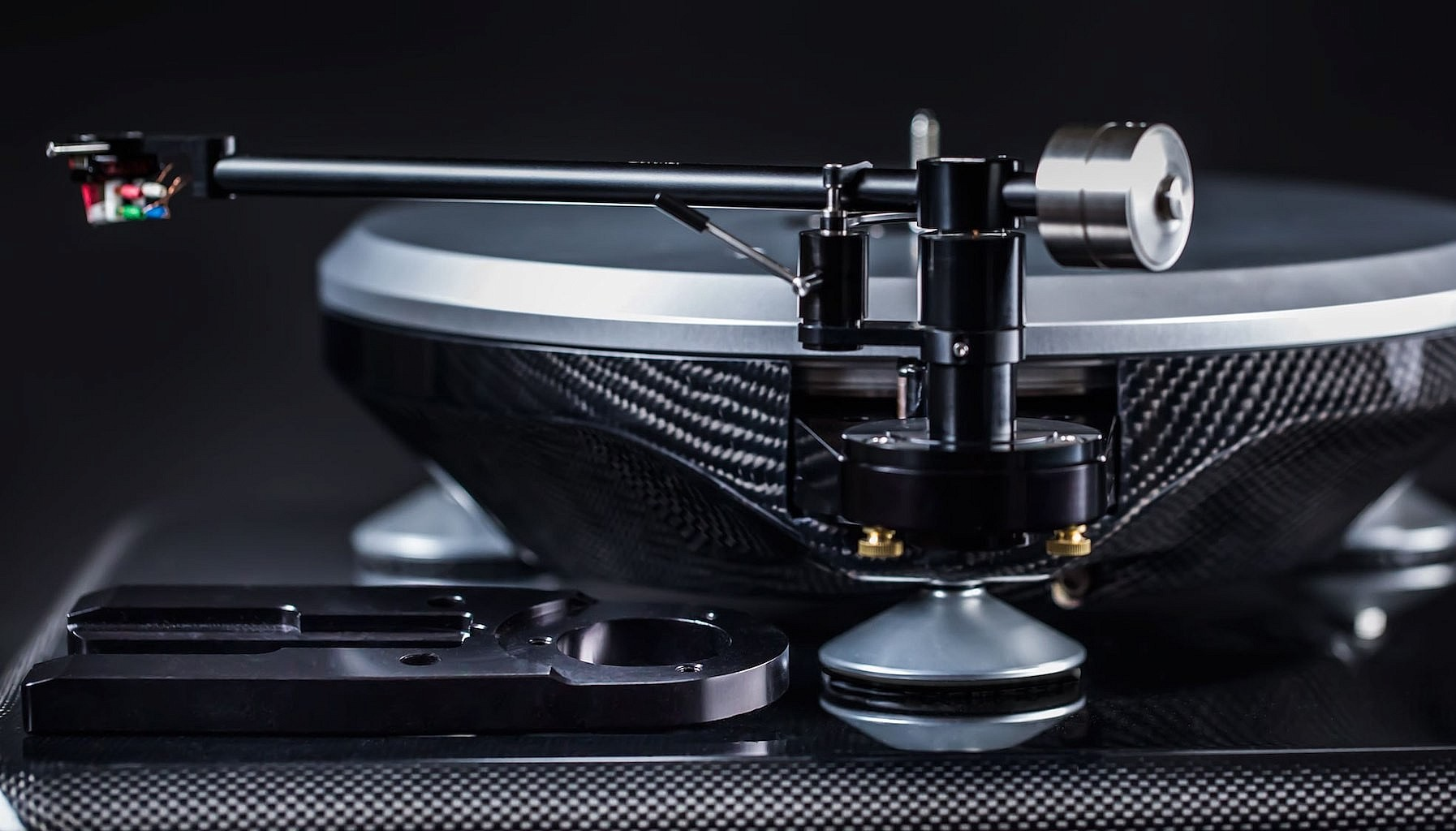 Grand Prix Audio Parabolica turntable