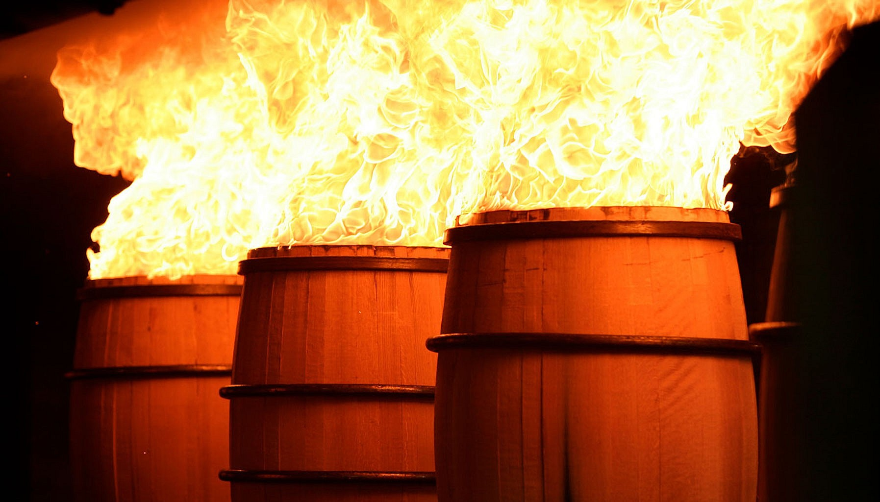 Learn the fascinating art of creating a whisky barrel