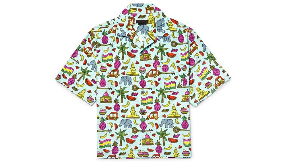Camp Collar shirts