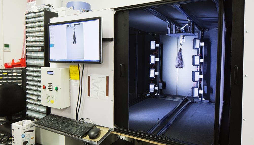 Dyson's laboratory