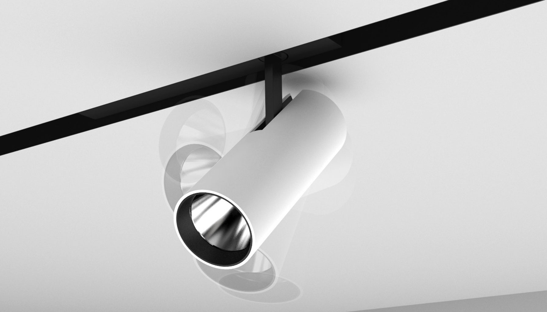 Flos Smart Control system track lights