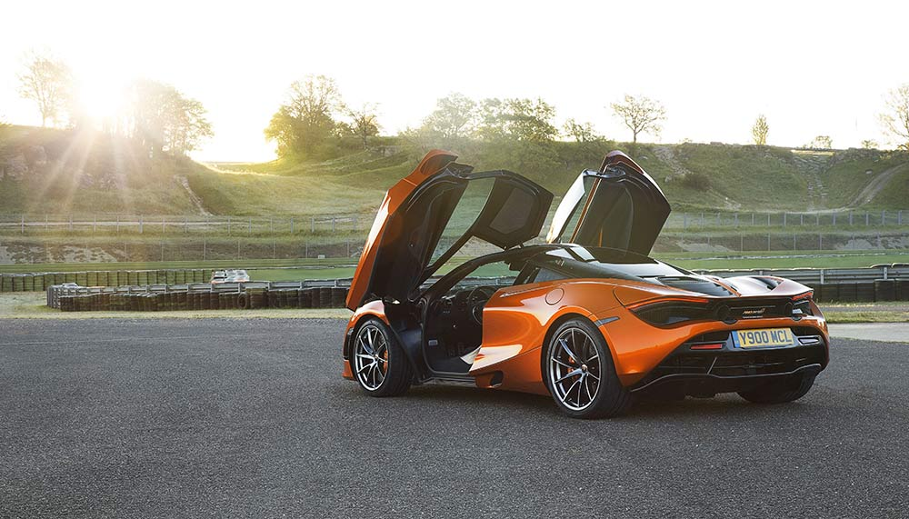 McLaren Azores 720