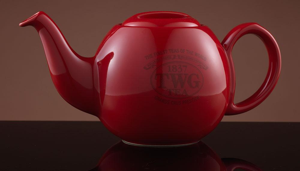 TWG Tea World Voyage Christmas Tea Set