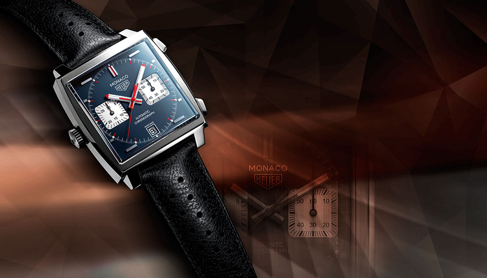 Tag Heuer During F1 in Monaco