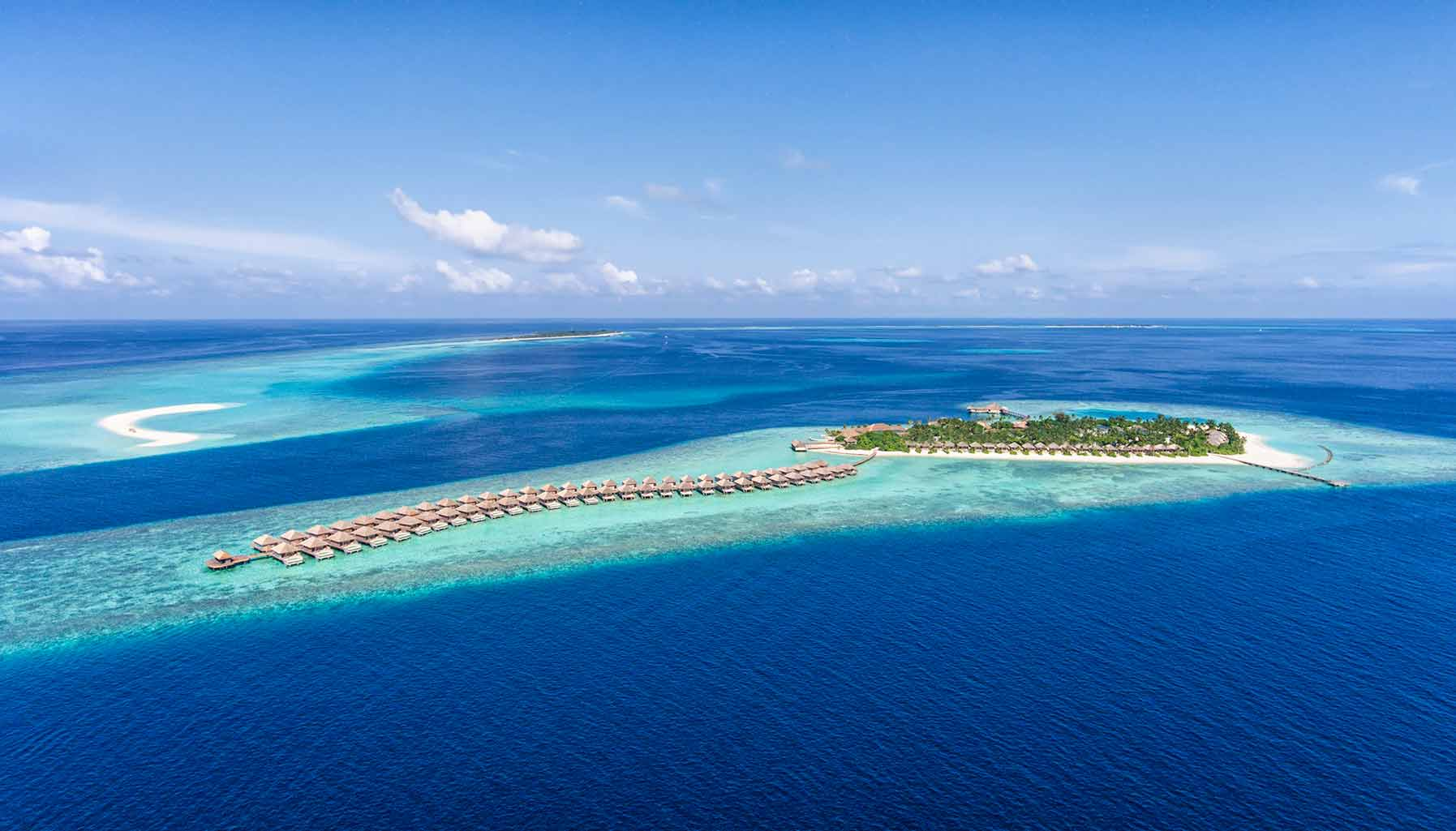 Hurawalhi Island Resort, Maldives
