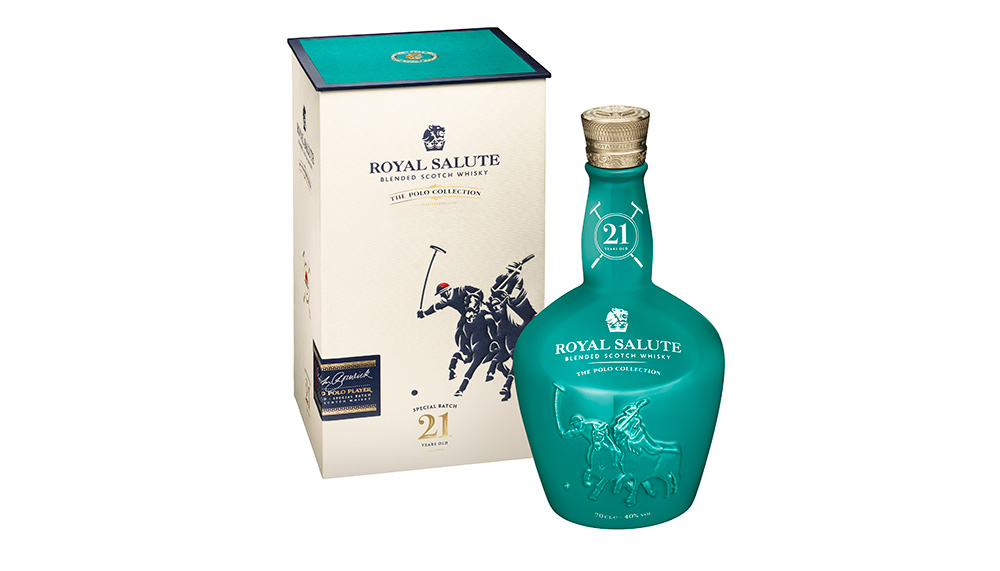 Chivas Royal Salute 21 Year Old Polo Edition
