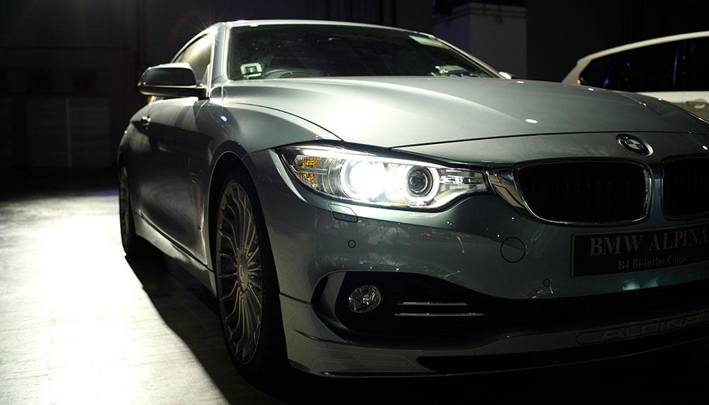 Car of the Year, The BMW Alpina B4 Bi-Turbo
