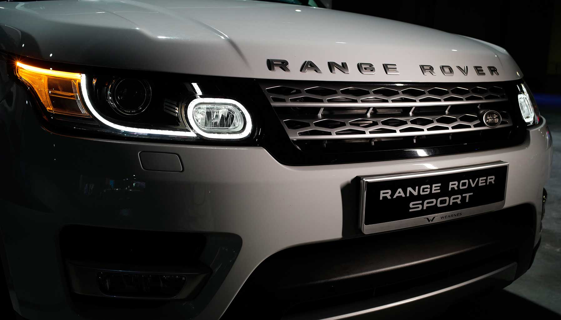 Car of the Year, Range Rover Sport
