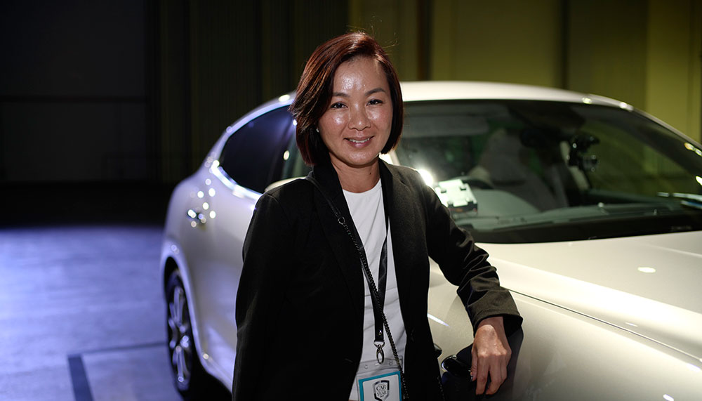 Wendy Lim, Car of the Year 2017