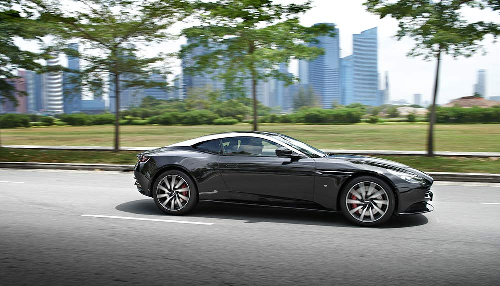 Aston Martin DB11, Robb Report Singapore's Car of the Year 2017