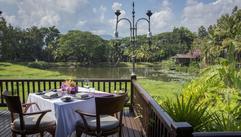 Four Seasons Resort Chiang Mai, Thailand