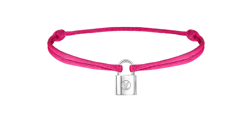 Help A Child When You Purchase The Louis Vuitton Silver Lockit