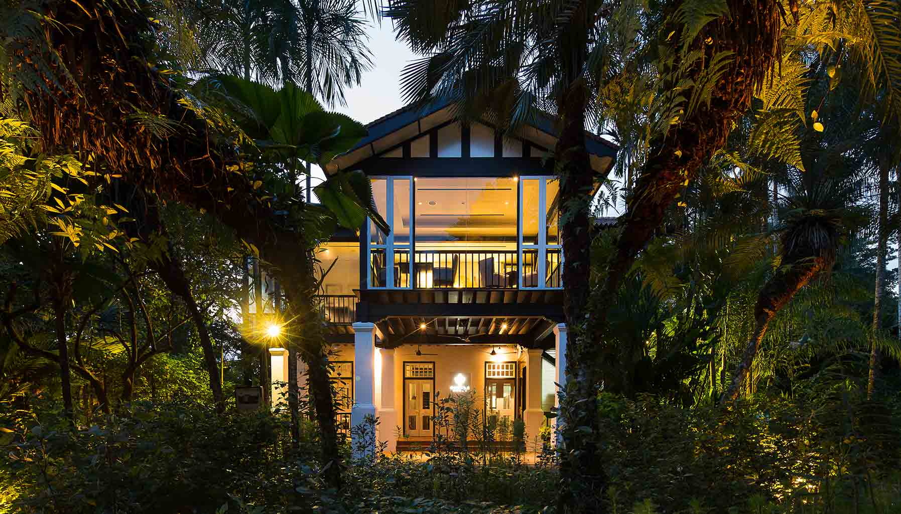 Corner House at Singapore Botanic Gardens