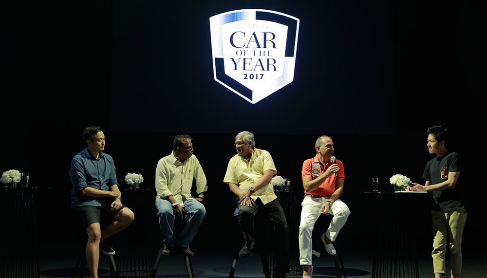 Robb Report Singapore's Car of the Year Classic Car Panel