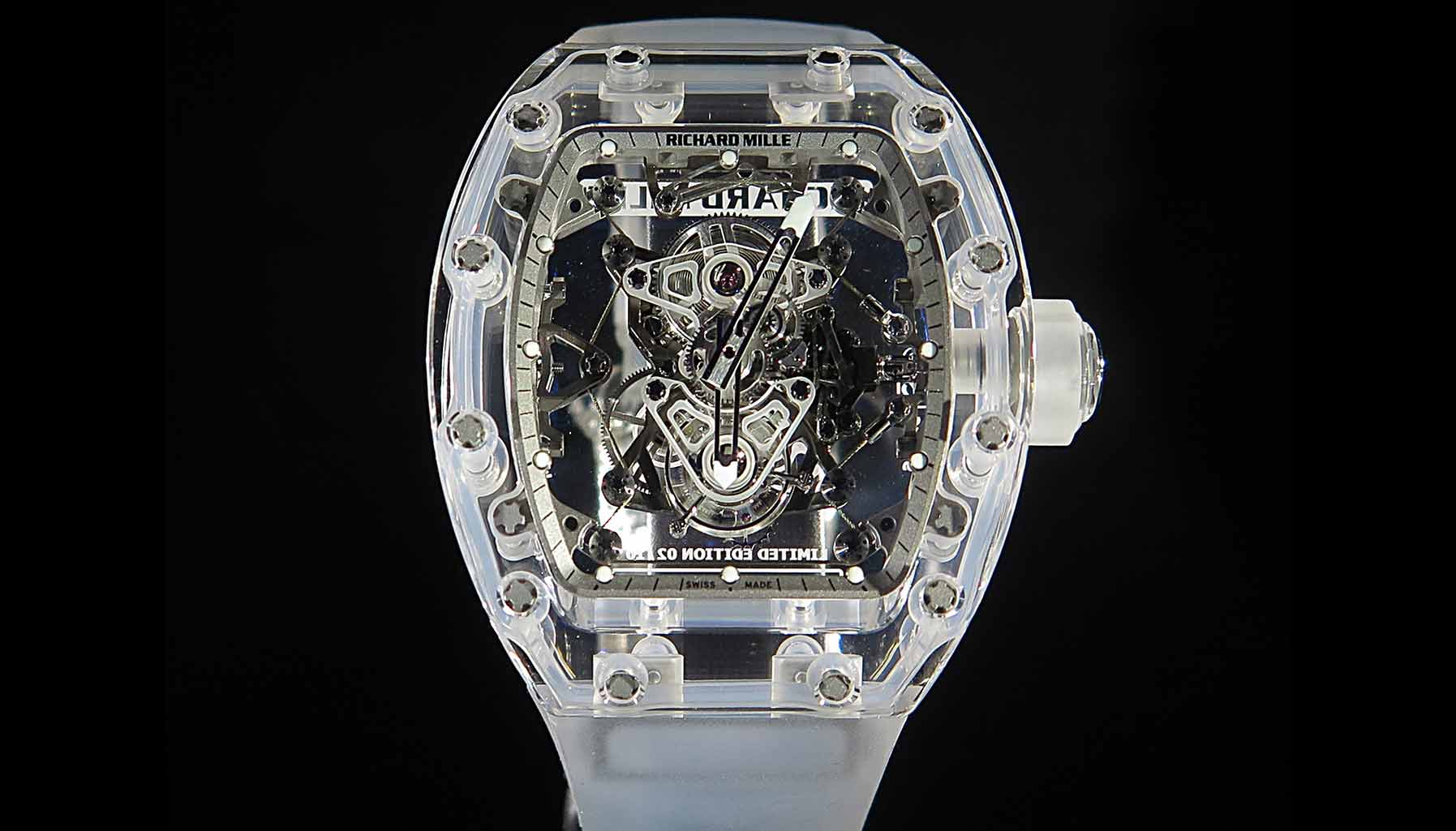 Richard Mille RM56-02, Sotheby's watch auction
