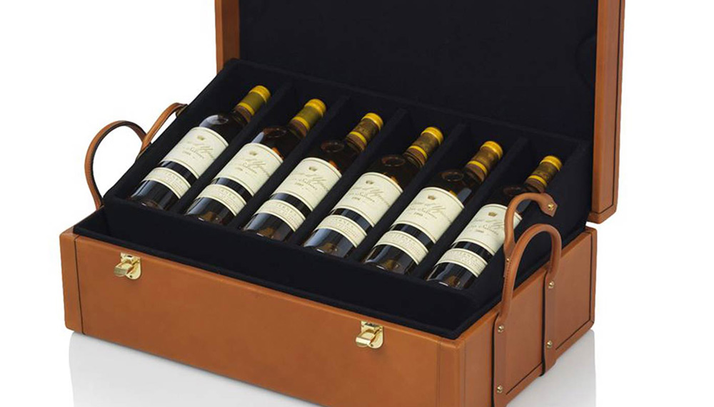 Chateau D'Yquem Leather collection