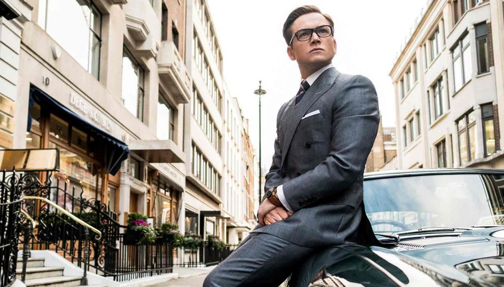 Tag Heuer Easter Eggs in Kingsman: The Golden Circle