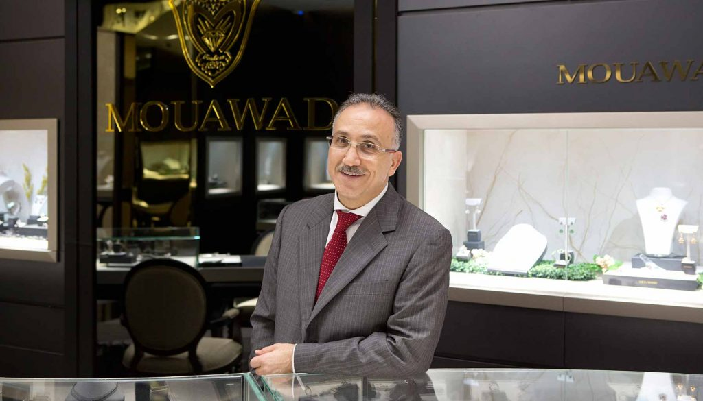 4 questions with Jean Nasr, managing director of Mouawad