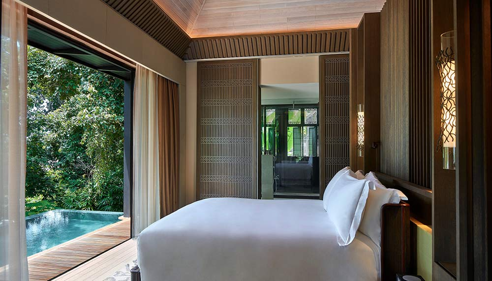 Luxury resorts and villas near Singapore - The Ritz-Carlton, Langkawi