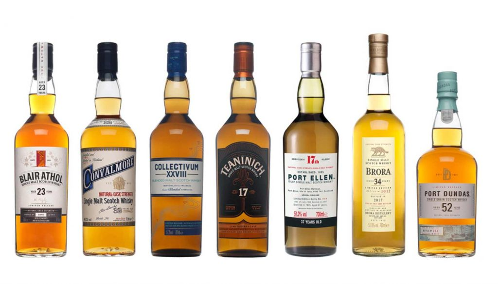 Diageo Special Releases collection