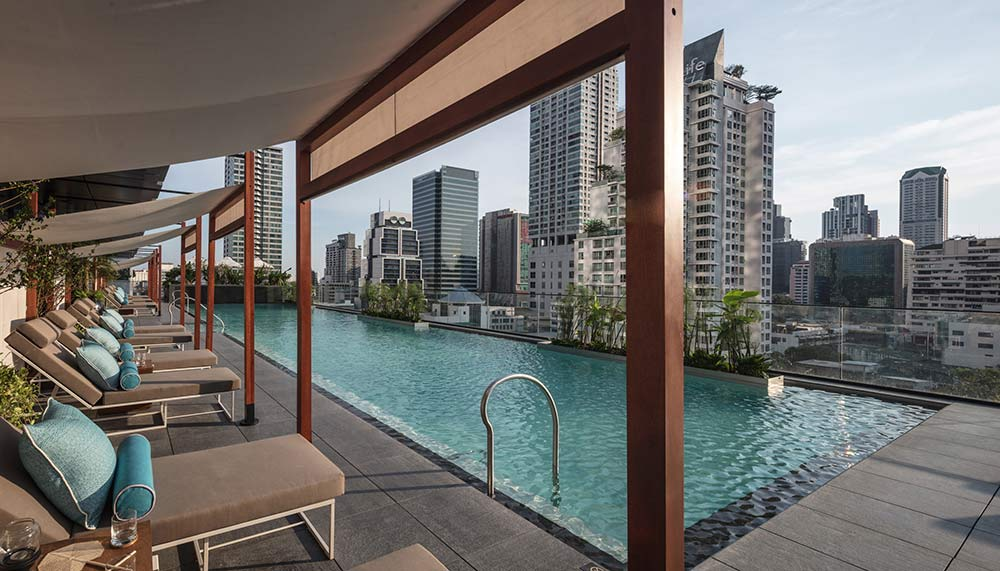 The Ritz-Carlton Residences, Bangkok