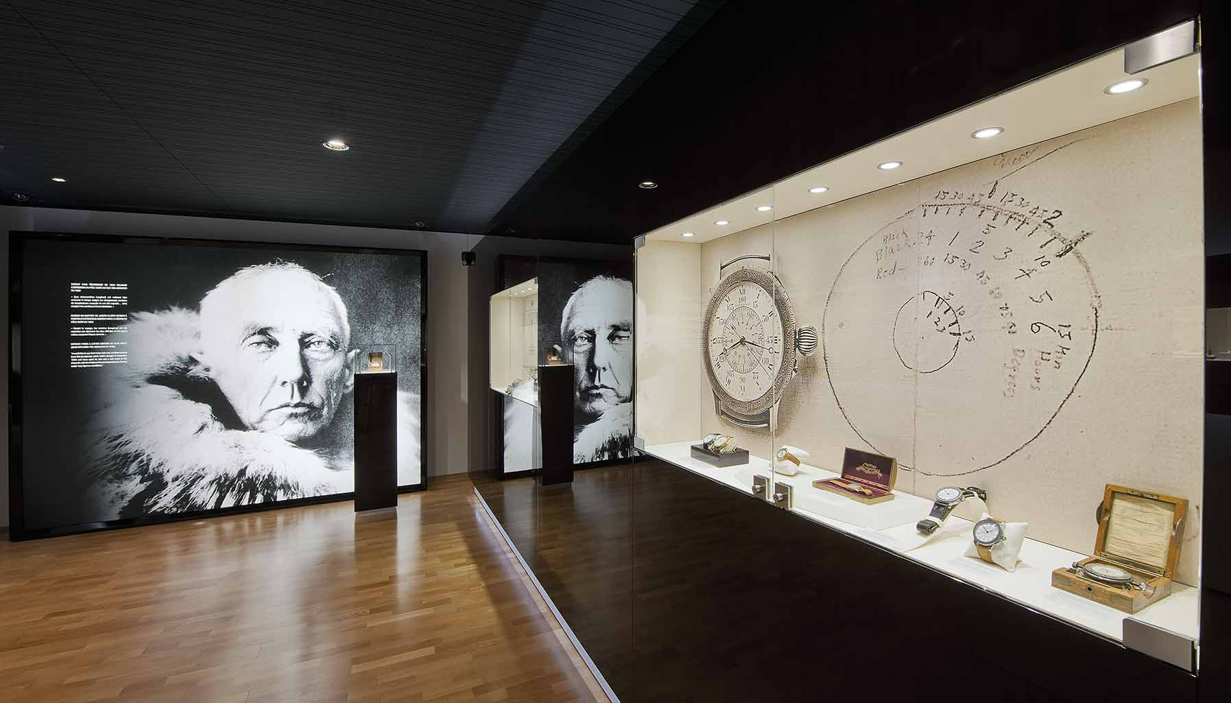 Longines 185 years of watchmaking exhibition