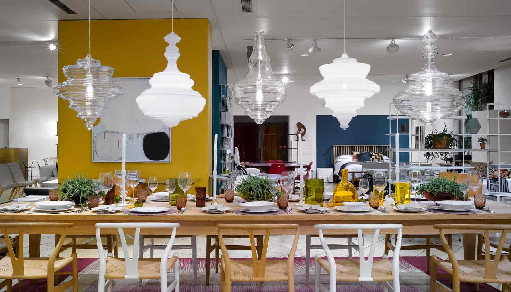 4 Brilliant Lighting collaborations by Lasvit spotted at W Atelier