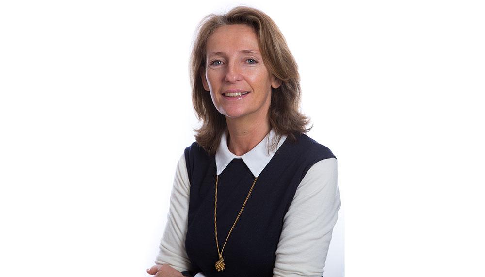 Sarah Verey, director of creative design. Princess Yachts