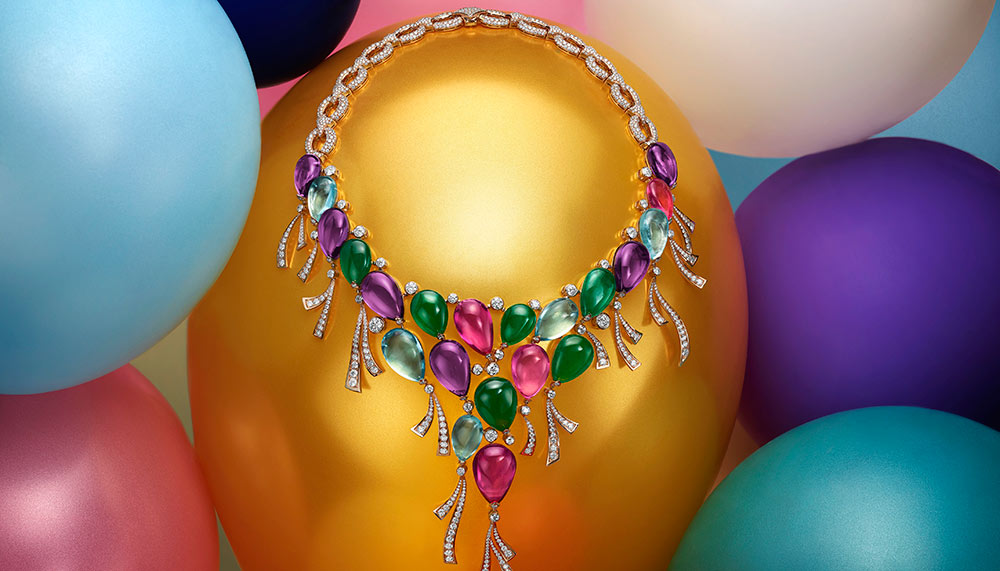 Bulgari Festa high jewellery collection