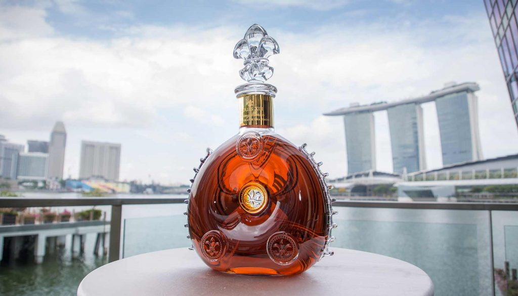 Louis XIII Le Mathusalem decanter
