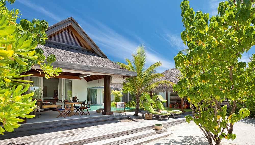 Anantara Naladhu Private Island Maldives