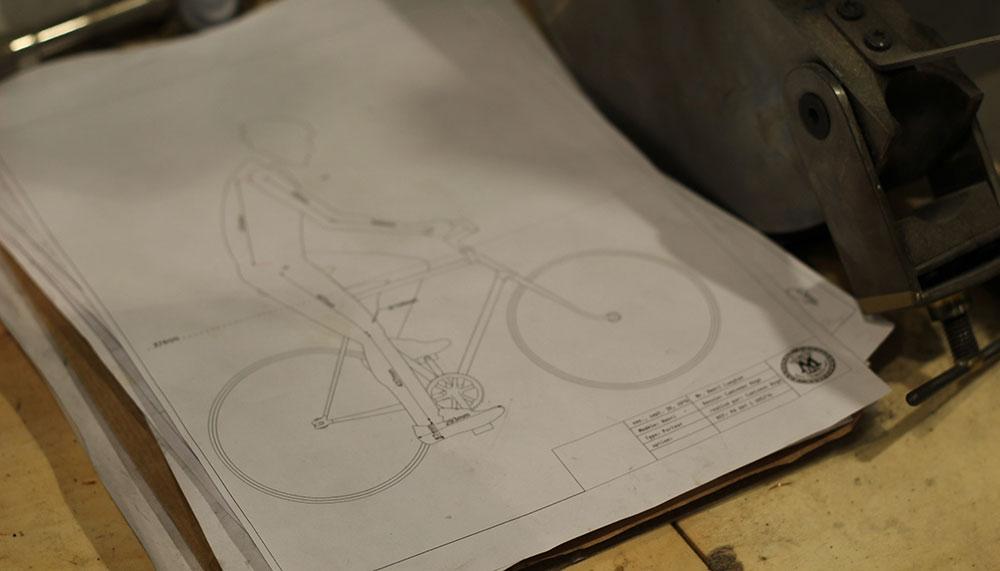 Maison Tamboite bespoke bicycles