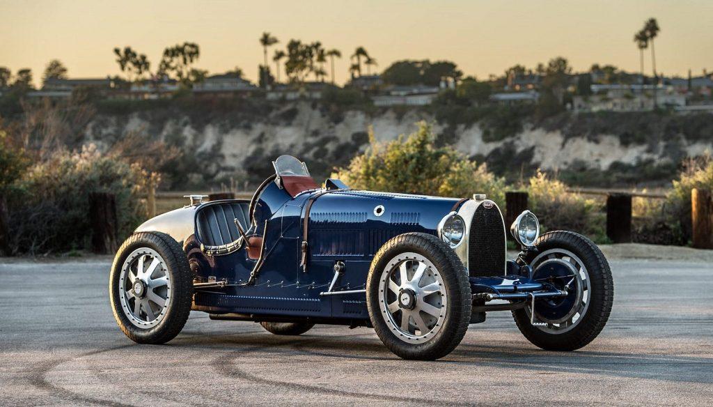 Pur Sang pre-war Bugatti Type 35B