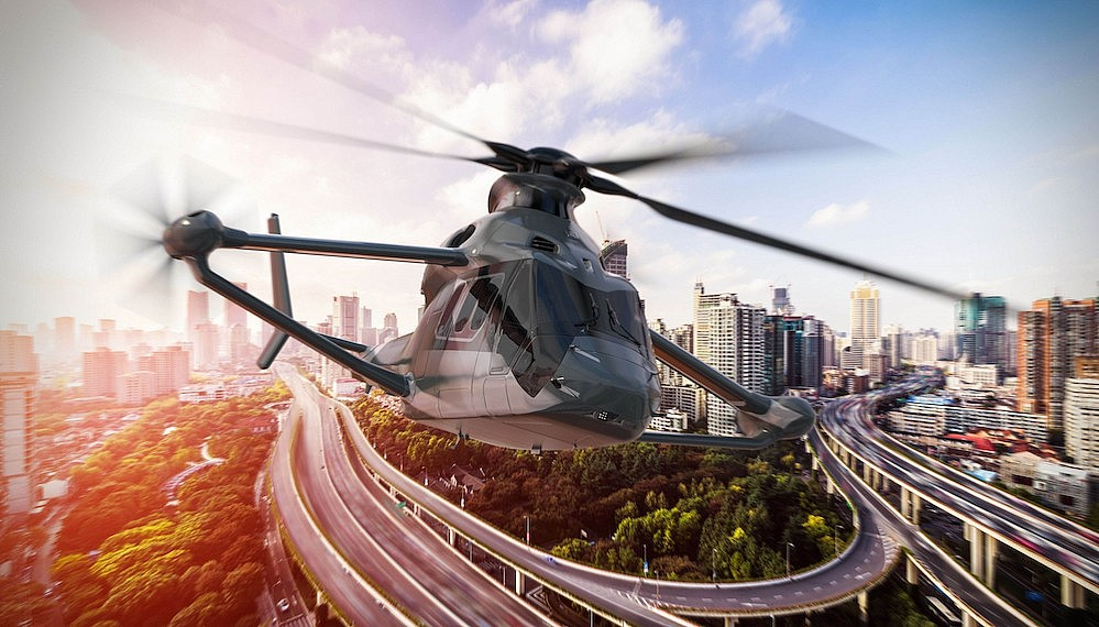 The Airbus Helicopters Racer