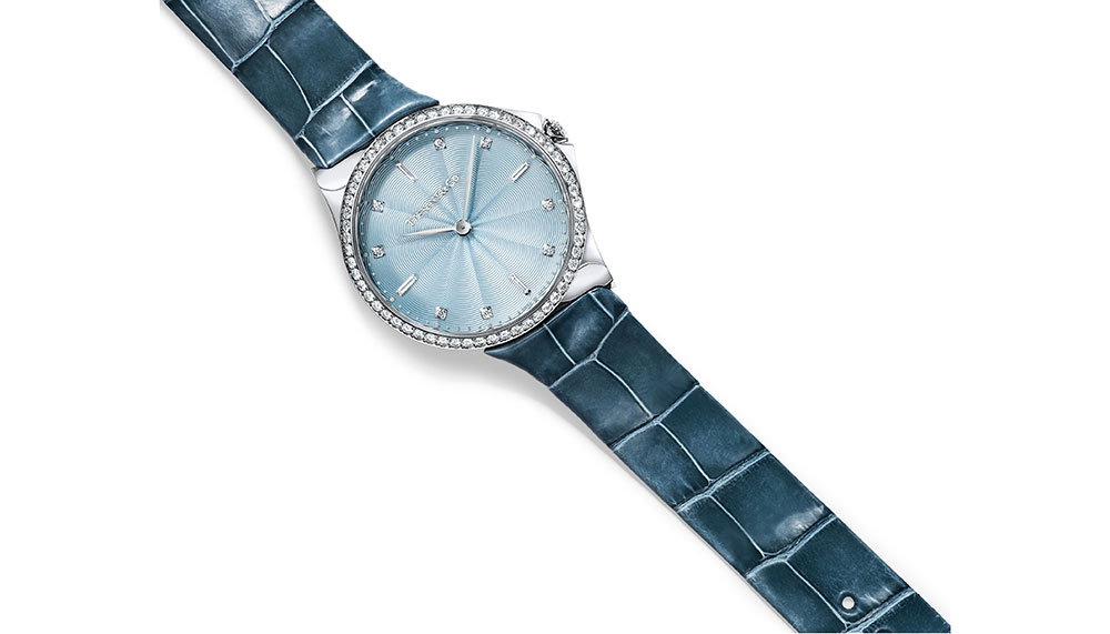Tiffany & Co Metro watch