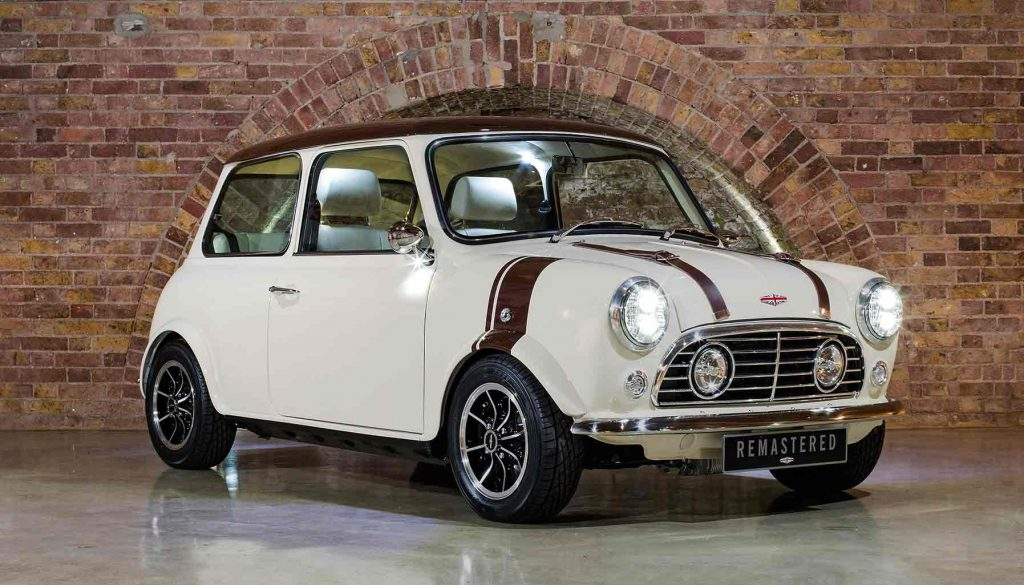 Mini by David Brown Automotive