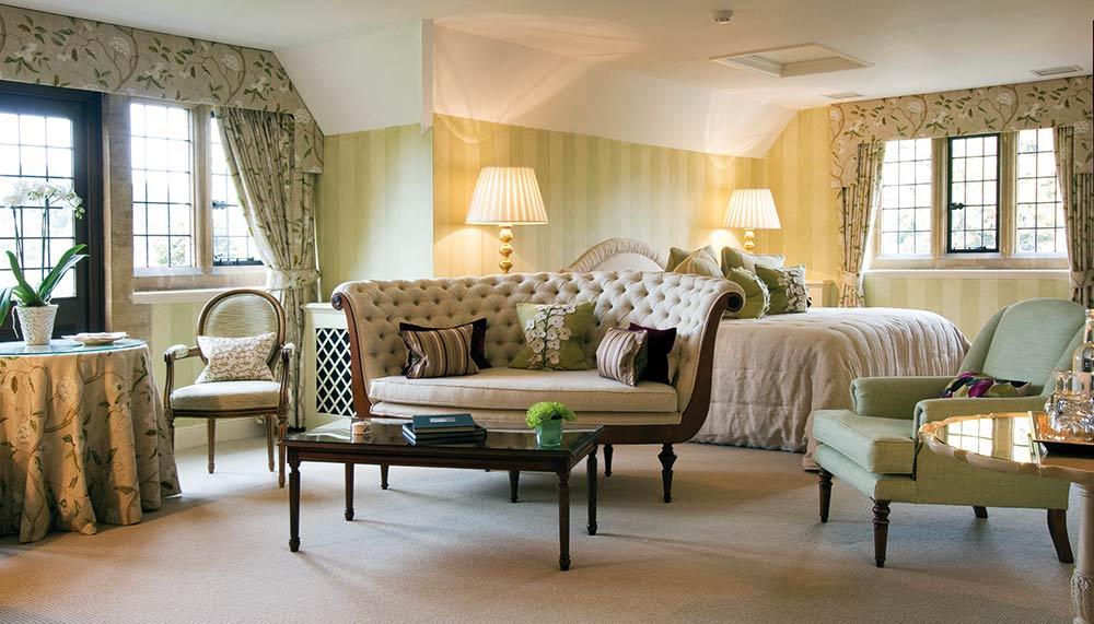 Belmond Le Manoir Aux Quat'Saisons hotel