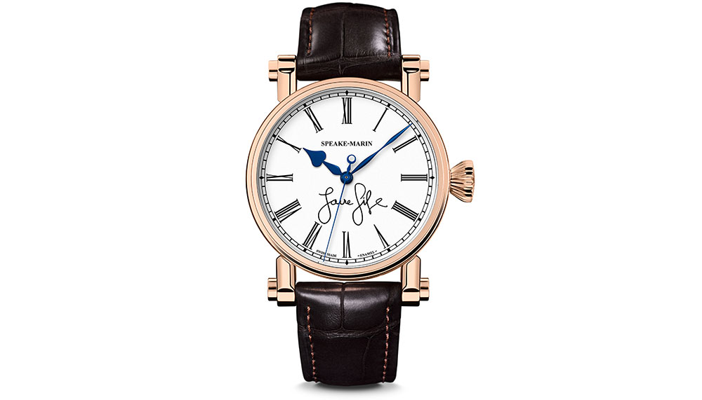 Speake-Marin The Resilience Love Life
