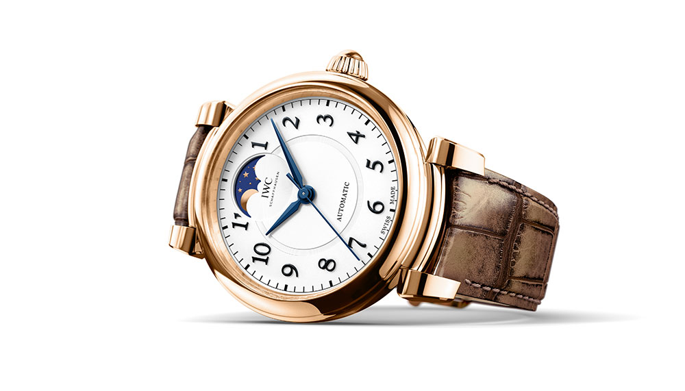 IWC Da Vinci Automatic Moon Phase 36