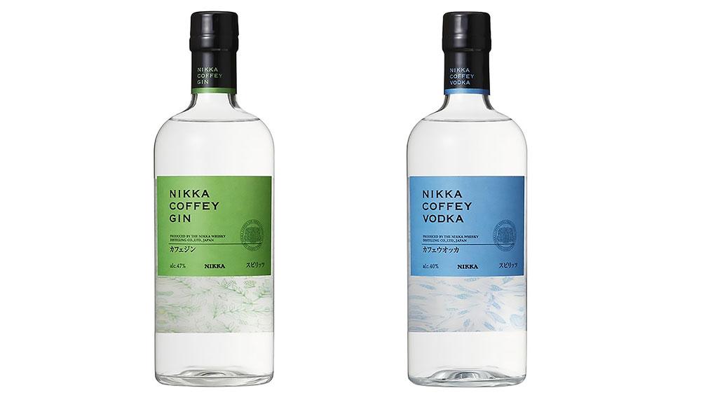 Nikka Coffrey Gin